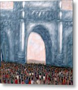 Gateway Of India Mumbai 2 Metal Print