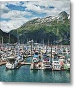Gateway To Prince William Sound Alaska Metal Print by Kim Hojnacki
