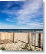 Gateway To Serenity Myrtle Beach Sc Metal Print by Stephanie McDowell