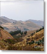 Gateway To The Bolivian Desert Metal Print