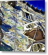 Gaudi - Casa Batllo Exterior Metal Print