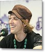Gavin Degraw Metal Print