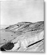 Gay Head Cliffs, C1903 Metal Print