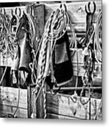 Gear For The Day  Metal Print
