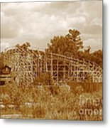 Geauga Lake 2  Metal Print