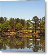 Gee's Bend Alabama Metal Print
