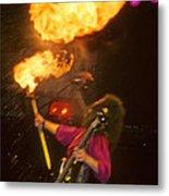Gene Simmons Metal Print