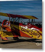 Gene Soucy Metal Print