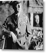 General Douglas Macarthur, Ca. 1940. He Metal Print