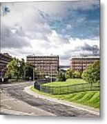 General Electric - Schenectady Metal Print by Ray Summers Photography