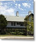 General George S Patton Family Home Metal Print