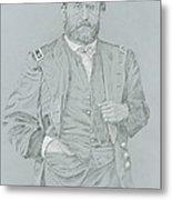 General Grant Metal Print