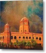 General Post Office Lahore Metal Print