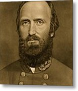 General Stonewall Jackson 1871 Metal Print by Anonymous