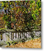 Genesee Valley Park Metal Print