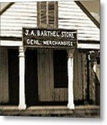 Genl Merchandise Metal Print