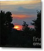 Gentle Sunrise... Metal Print