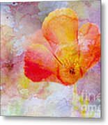 Gentle Touch  Metal Print