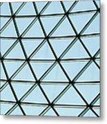Geometric Charm Metal Print