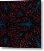 Geometric Patterns No. 19 Metal Print