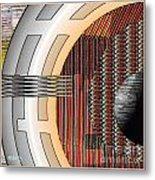 Geometrica 129 Metal Print