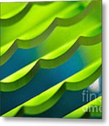 Geometrical Colors And Shapes 3 Metal Print