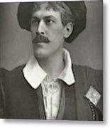 George Alexander (1858-1918) Metal Print