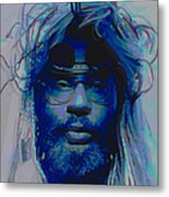 George Clinton Metal Print