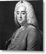George Frederic Handel Metal Print