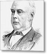 George Glyn (1824-1887) Metal Print