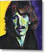 George Harrison Metal Print