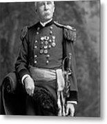 George Sternberg, Us Army Physician Metal Print by Science Photo Library