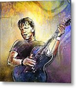 George Thorogood In Cazorla In Spain 02 Metal Print