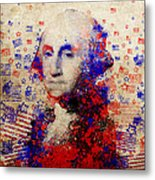 George Washington 3 Metal Print