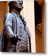 George Washington Metal Print by Brian Jannsen