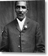 George Washington Carver (c1864-1943) Metal Print