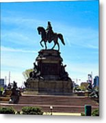 George Washington Monument Metal Print