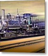 Georgetown Loupe Railroad Metal Print