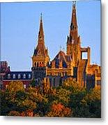 Georgetown University Metal Print