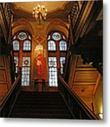 Georgetown's Healy Hall Metal Print