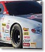Georgia Racing Hall Of Fame Car Metal Print