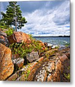 Georgian Bay Metal Print