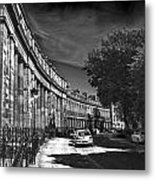 Georgian Crescent Metal Print