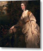 Georgiana Cavendish, Duchess Metal Print