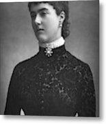 Georgina Ward (1846-1929) Metal Print