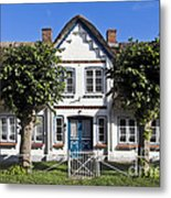 German Country House  Metal Print