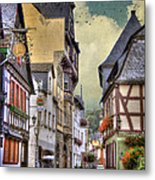 German Village Metal Print