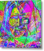 Geronimo 20130611 Metal Print by Wingsdomain Art and Photography