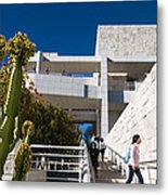 Getty Museum Metal Print