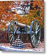 Gettysburg High Water Mark Metal Print